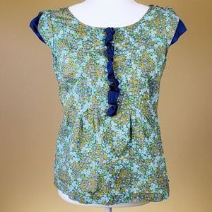Anthropologie Edme and Esyllte Sleeveless Top